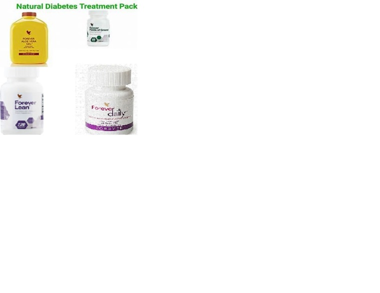 diabetes treatment pack